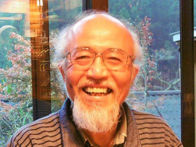 石裂山瞑想の家 管理人 鈴木 廣志(スワミ サントシュ アトゥール)